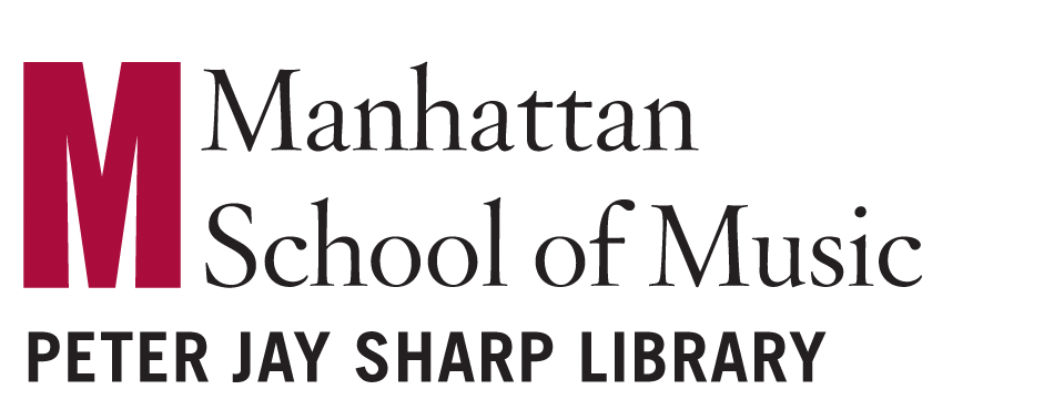 The Peter Jay Sharp Library at Manhattan School of Music